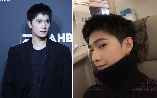 Dương Dương cũng leo top tìm kiếm Weibo vì mái tóc ngắn khác hẳn hình tượng vốn quen thuộc. Bất chấp kiểu mái lởm chởm, Dương Dương vẫn chứng minh đẳng cấp nam thần bởi diện mạo không hề bị ảnh hưởng, thậm chí có phần nam tính, cuốn hút hơn.