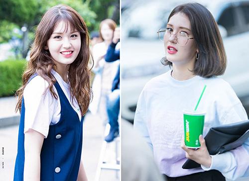 Những kiểu tóc làm mưa, làm gió ở Kpop trong năm 2018 - page 2 - 1
