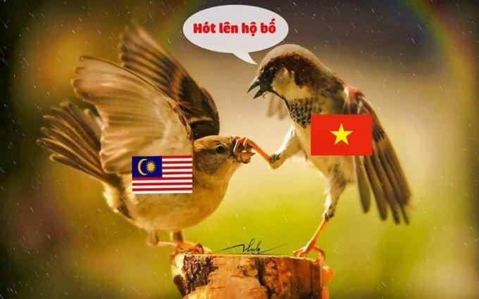<p> Malaysia đã phải chấp nhận thua trước Việt Nam.</p>