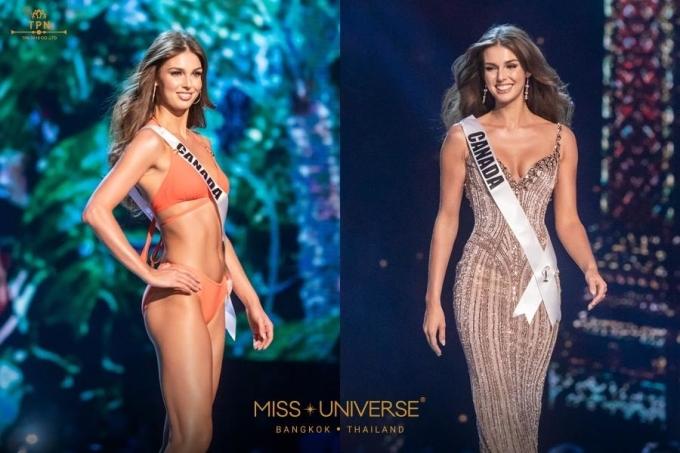 <p> Đại diện Canada Marta Stepien sinh ra ở Ba Lan nhưng sống với mẹ ở Canada từ lúc còn nhỏ. Người đẹp thông thạo tiếng Ba Lan, Anh, ngoài ra cô còn nói được tiếng Đức và Pháp. Cô là một gương mặt quen thuộc trong các cuộc thi nhan sắc. Năm 2017, cô từng đại diện đất nước tham dự Miss International tại Nhật Bản.</p> <p> </p>