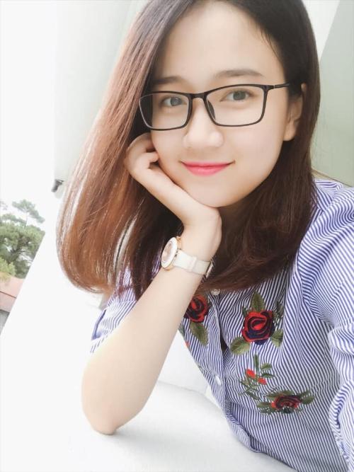 Nhan sắc hiền dịu của tân Hoa khôi Sinh viên Việt Nam - 5