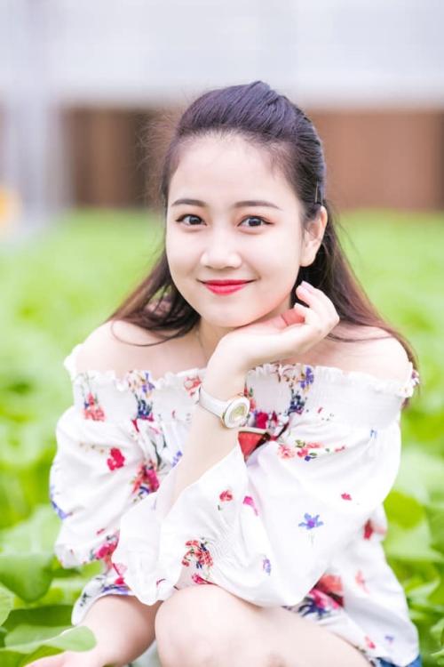 Nhan sắc hiền dịu của tân Hoa khôi Sinh viên Việt Nam - 1