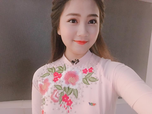 Nhan sắc hiền dịu của tân Hoa khôi Sinh viên Việt Nam - 6