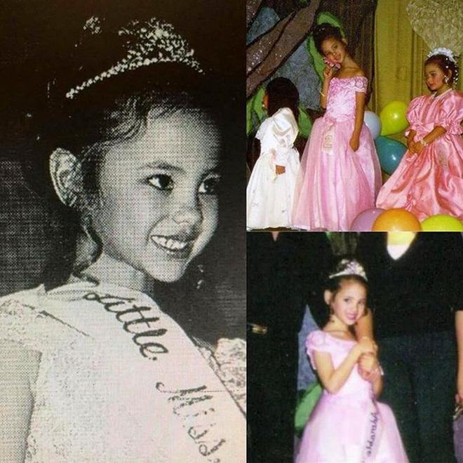 <p> Năm 1999, cô thi Little Miss Philippines - Sydney và giành giải hoa hậu.</p>