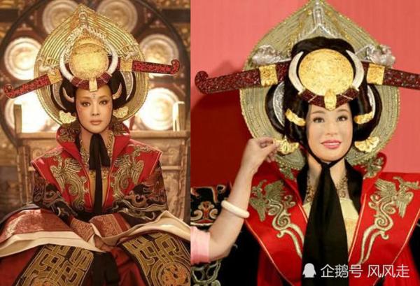Tuyển tập những kiểu tóc sao Hoa ngữ bị stylish hành trong phim - 3