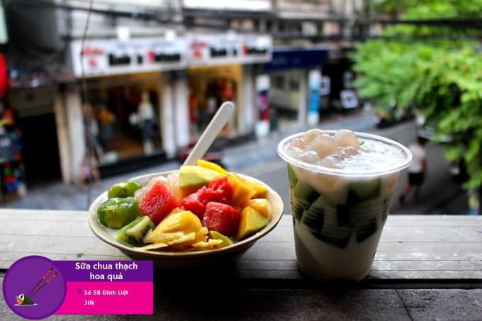 <p> Địa chỉ: Số 5B Đinh Liệt - Hà Nội<br /> Giá: 30k</p> <p> </p>