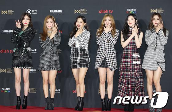 Chiều ngày 20/12, dàn nghệ sĩ nổi tiếng xứ Hàn đến tham dự lễ trao giảiKOREA POPULAR MUSIC AWARDS 2018. (G)I-DLE là tân binh đáng chú ý nhất năm nhờ hai bài hít Latata và HANN.