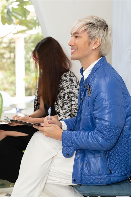Lý Quí Khánh căng thẳng casting cho show diễn để đời cùng Lan Khuê - 8