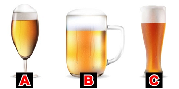 Trắc nghiệm: Phơi bày con người thật của bạn qua cách uống bia