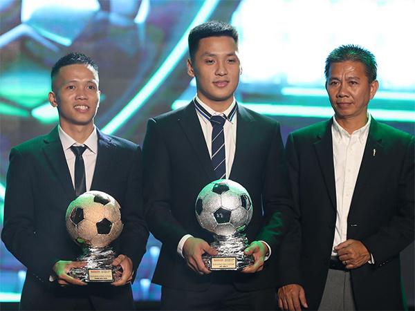 Quang Hải đoạt danh hiệu Quả bóng vàng Việt Nam 2018 - 5