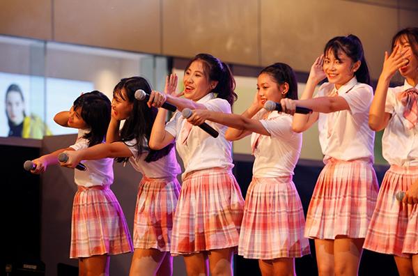 SGO48 chia sẻ: Ước mơ lớn nhất của tụi mình là được khán giả biết tới và công nhận SGO48 là nhóm nhạc trẻ tài năng, không phải chỉ là nhóm nhạc đông thành viên nhất Việt Nam.
