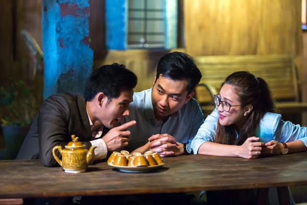Dù bị nhiều khán giả chê bai diễn xuất nhưng Anh Tuấn cho biết, nhờ vai Nhân, anh có cơ hội đến gần hơn với khán giả.