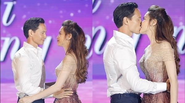 Hồ Ngọc Hà - Kim Lý cứ hễ hôn nhau là gây bão - 2