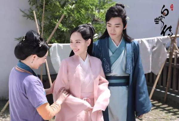 8 bộ phim cổ trang kinh điển Hoa ngữ được làm lại trong năm 2019 - 5