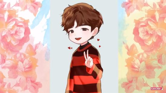 Nhận dạng idol Kpop qua hình vẽ siêu dễ thương (2)