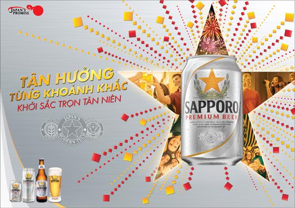 Sapporo luôn giữ được vị bia đặc biệt nhất quán nhờ vào sự sàng lọc kỹ lưỡng từ nguyên liệu đến quá trình chế biến.