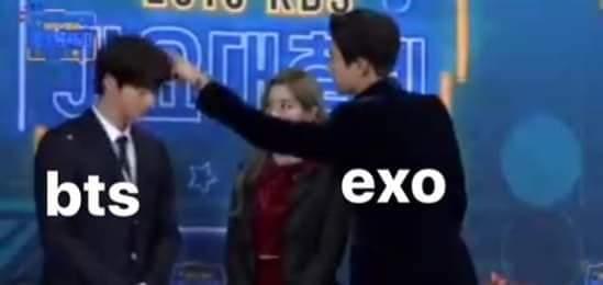 Fan BTS và EXO hãy nhìn Jin - Chan Yeol để hướng tới một thế giới hòa bình - 3
