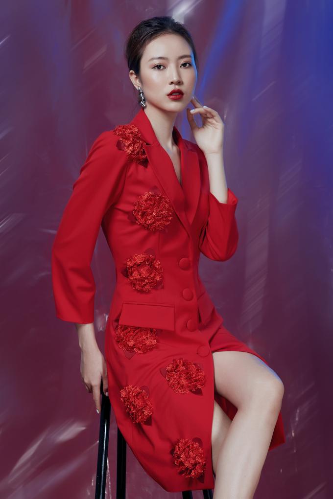Em gái xinh như hoa hậu của 'Nữ hoàng sắc đẹp' Ngọc Duyên