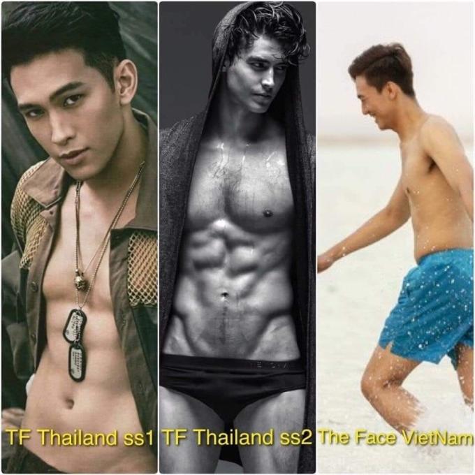 <p> Sự khác nhau giữa The Face Thailand và The Face Vietnam.</p>