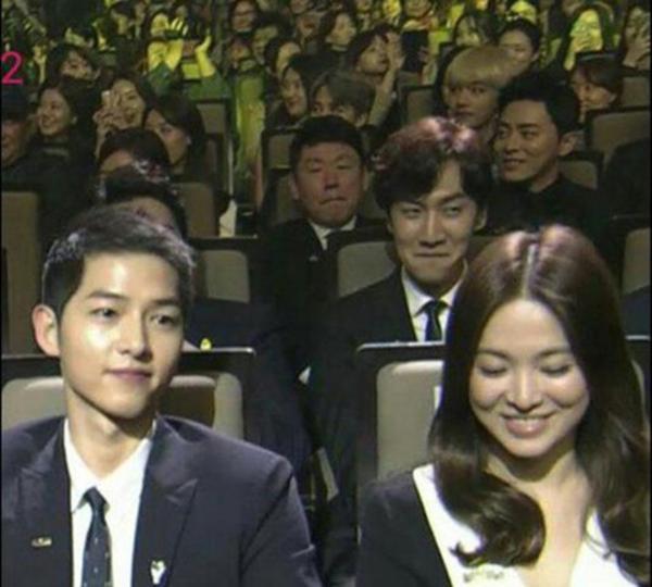 Lee Kwang Soo hẹn hò mỹ nhân, netizen Trung Quốc réo tên& Song Joong Ki - 1