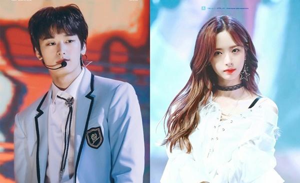 Cặp tin đồn thứ 5 là Ju Yeon (The Boyz) và Bona (WJSN). Hai người từng hợp tác chung trong show thực tế Law of the Jungle hồi tháng 10/2018.