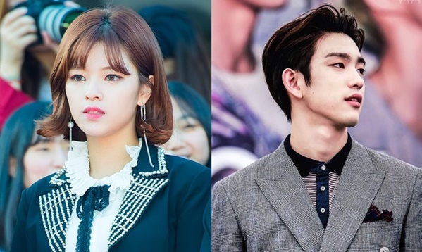 Thật khó tin khi Jeong Yeon (Twice) lại bị đồn hẹn hò với mỹ nam GOT7 Jin Young. Hai người thậm chí còn chẳng bao giờ liên quan đến nhau hay có những tương tác trên các sân khấu âm nhạc.