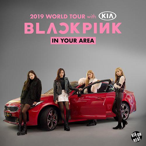 Trong năm 2019, Black Pink bận rộn với các tour concert.