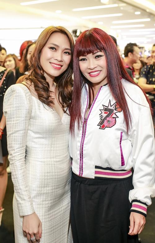Ca sĩ Phương Thanh góp một vai khách mời trong dự án phim của Mỹ Tâm.