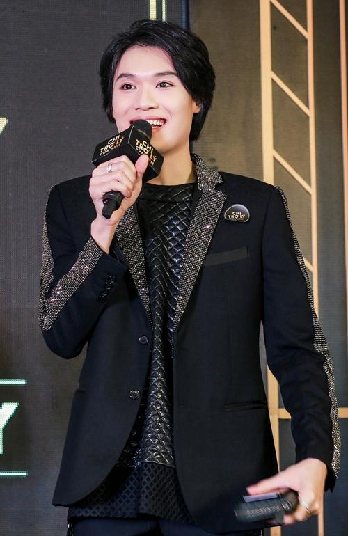 Diễn viên trẻ Quang Trung có vai diễn