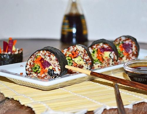 12 chòm sao ngon như món sushi nổi tiếng nào? - 9