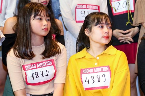 Chia sẻ lý do thi tuyển vào dự án SGO48, Lệ Trang nói: Vì SGO48 không yêu cầu kỹ năng, chỉ cần có năng khiếu và đam mê.  Mình muốn có thể vừa nhảy, vừa hát, tràn đầy năng lượng như các idol Nhật Bản và Hàn Quốc.
