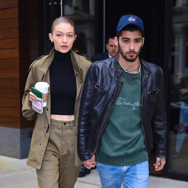 Lần cuối cùng Gigi và Zayn công khai xuất hiện cùng nhau là vào cuối tháng 10.