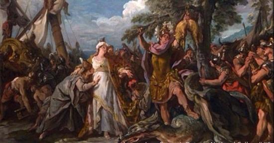 Bạn biết bao nhiêu về các anh hùng trong thần thoại Hy Lạp? - 9