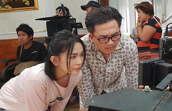 Sĩ Thanh mở hàng đầu năm với dự án phim hợp tác cùng đàn anh Đại Nghĩa.
