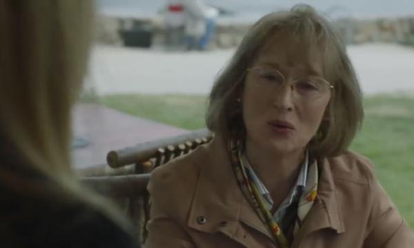 [Một tượng vàng Oscar khác tham gia sau Nicole Kidman, Meryl Streep.]