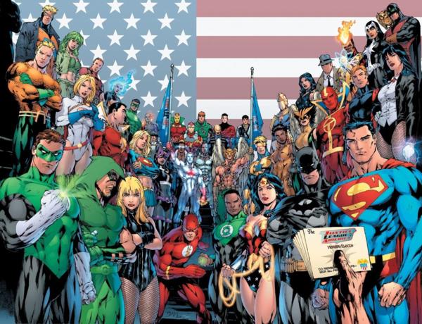Aquaman cá kiếm phòng vé, Justice League liệu có cơ hội vực dậy?! - 6