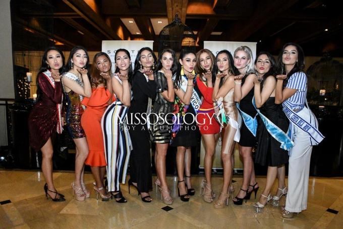 """<p> <a href=""""https://ione.net/tin-tuc/sao/viet-nam/thi-chui-ngan-anh-se-bi-cuc-nghe-thuat-bieu-dien-phat-khi-ve-nuoc-3866133.html"""">Miss Intercontinental</a> - Hoa hậu Liên lục địa 2018 - diễn ra từ 9-27/1 tại Manila, Philippines. Cuộc thi năm nay thu hút hơn 70 thí sinh tham dự. Fanpage của <em>Missosology</em> mới đây cũng vừa cập nhật hình ảnh của các thí sinh đến dự thi tại Philippines. Phần lớn người đẹp của cuộc thi có nhan sắc gây tranh cãi.</p>"""