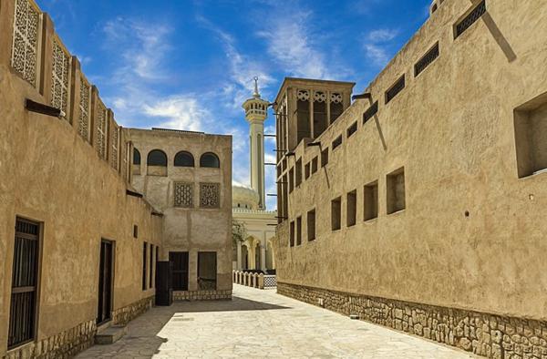 Địa điểm: Al-Fahidi, Bur Dubai.