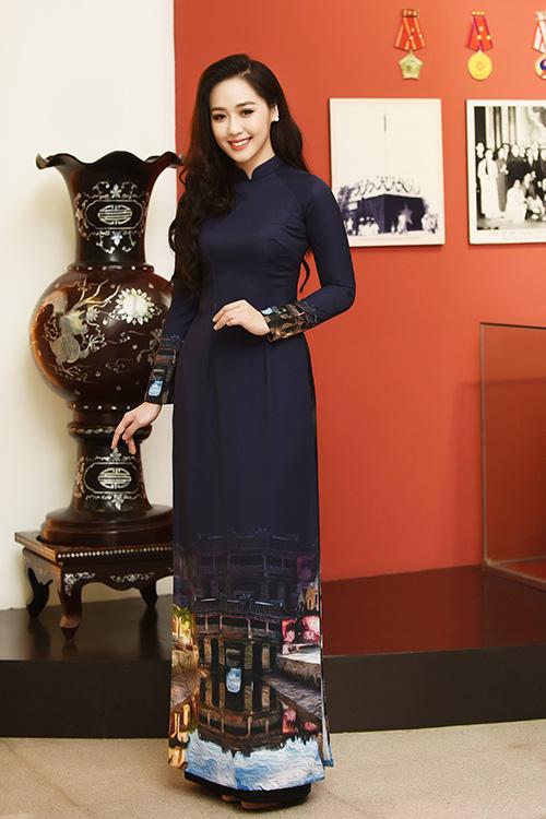 Top 15 Hoa hậu Việt Nam 2018 Hà My khá đắt show dù không giành được vị trícao tại cuộc thi.