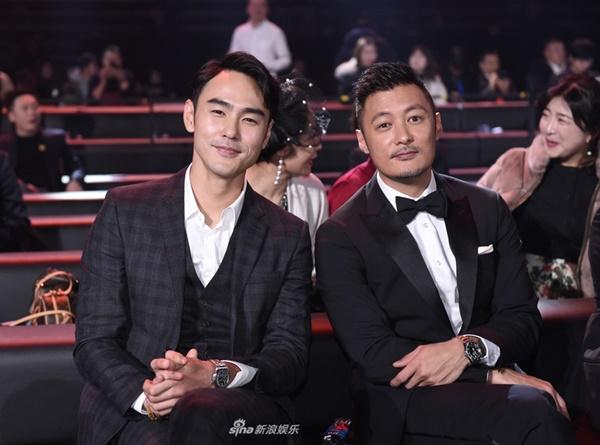 Hai ông chú Nguyễn Kinh Thiên và Dư Văn Lạc vẫn giữ được phong độ bảnh bao.