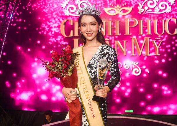 Đêm chung kết The Tiffany - Chinh phục hoàn mỹ tối 11/1đã tìm ra cô gái giành ngôi vị cao nhất. Đỗ Nhật Hà sẽ kế nhiệm Hương Giang thi Miss International Queen - Hoa hậu chuyển giới quốc tế 2019 với tư cách Hoa hậu chuyển giới Việt Nam.