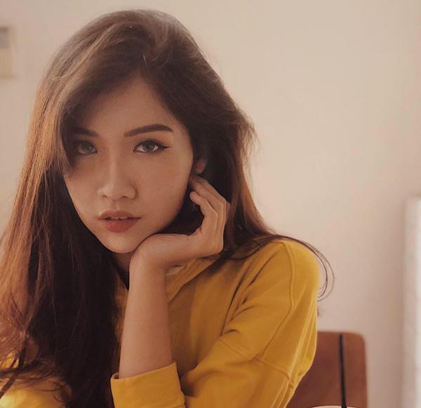 Nhan sắc ngọt ngào của Hoa hậu chuyển giới Việt Nam - 2