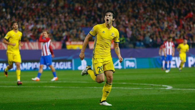 <p> Azmoun từng khoác áo Iran tại World Cup 2018 tại bảng B. Dù không có bàn thắng nhưng anh chàng giúp Iran có chiến thắng trước Ma Rốc (1-0) và thua sát nút Tây Ban Nha và cầm chân Bồ Đào Nha.</p>