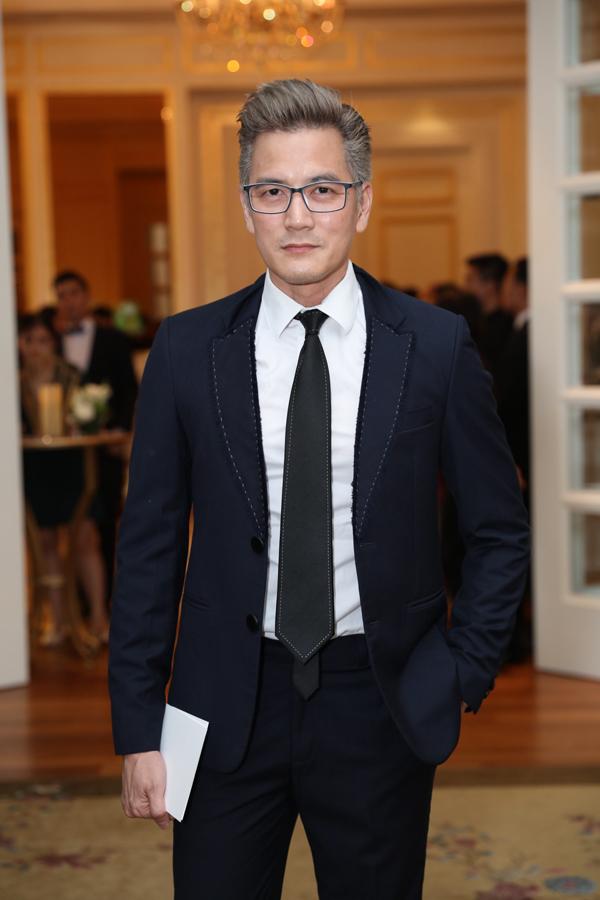 <p> Bạn trai cũ MC Kỳ Duyên - Duy Hân - cũng góp mặt.</p>