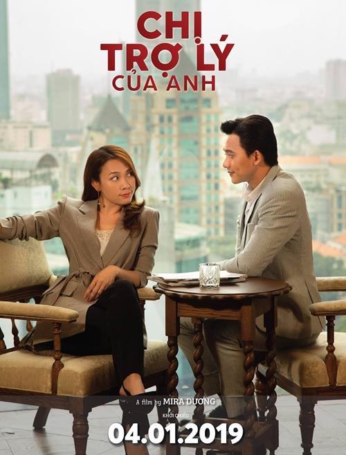 Mỹ Tâm chính là đạo diễn Mira Dương cho phim Chị trợ lý của anh.