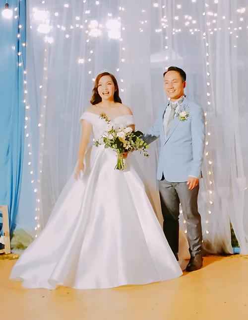 Sao Việt dự đám cưới Tiến Đạt -Thụy Vy