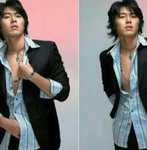 Trước khi trở thành một quý ông lịch lãm như hiện tại, Hyun Bin chắc hẳn đã học hỏi được nhiều kinh nghiệm từ những xu hướng thời trang trong quá khứ.
