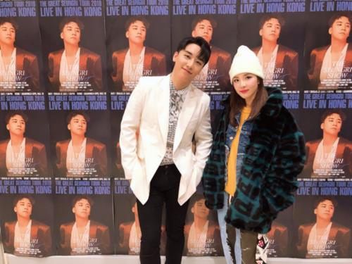 Dara cũng có mặt với vai trò ca sĩ khách mời.
