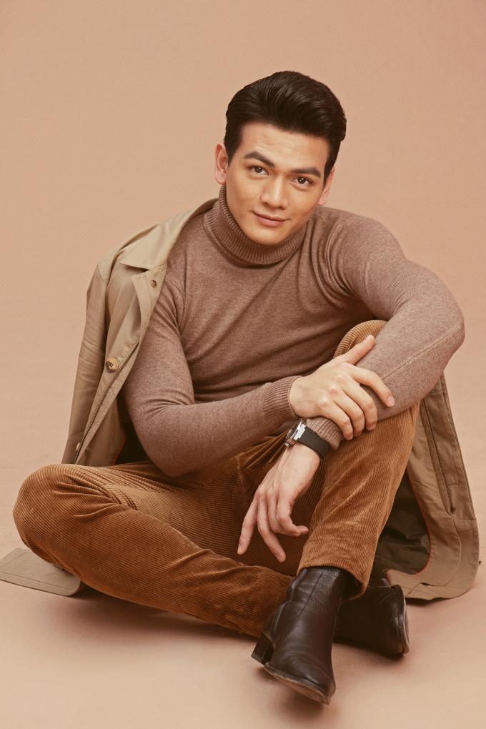 <p> Cùng với việc lấn sân điện ảnh, phong cách thời trang của Lê Xuân Tiền cũng ngày càng hoàn thiện.</p>