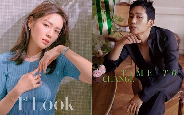 Sau màn thể hiện quá tình trong Pretty Noona Who Buys Me Food, Son Ye Jin và Jung Hae In từng dính nghi án hẹn hò. Trước những tin đồn, cả hai cũng có thái độ mập mờ khiến khán giả càng thêm ngờ vực.